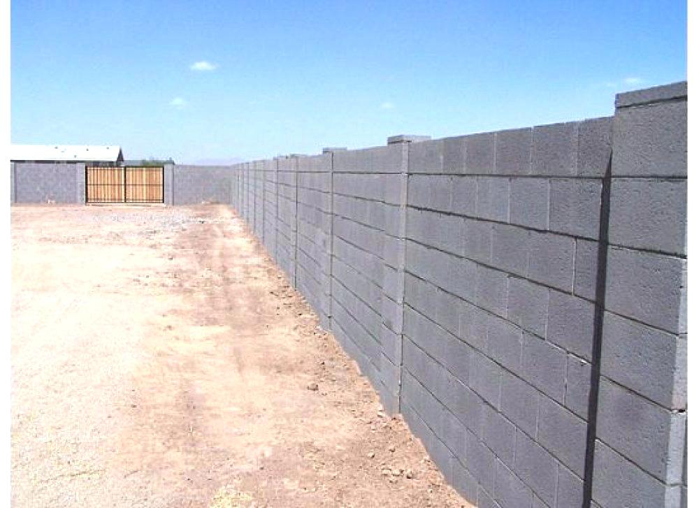 betoniniai blokeliai tvoroms